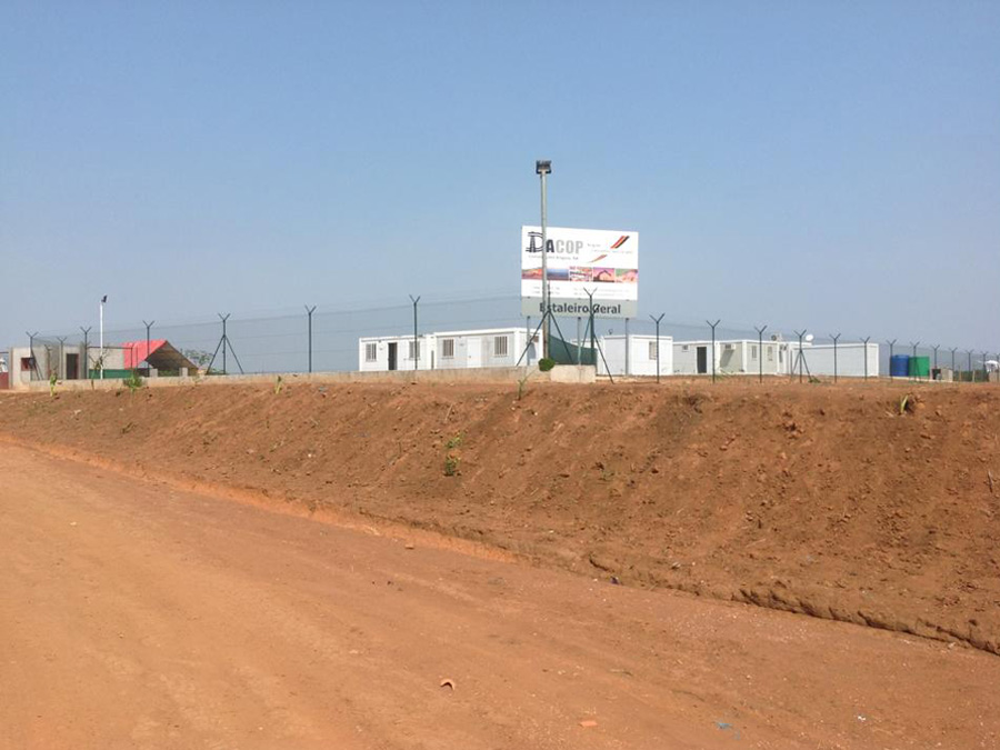 Dacop - Angola
