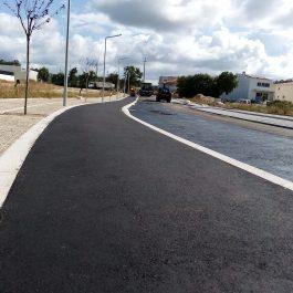 Pavimentação em Beiriz