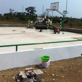Dacop - Polidesportivo Ambuila