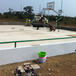 Polidesportivo Ambuila – Uíge