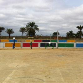 Polidesportivo Bembe – Uíge