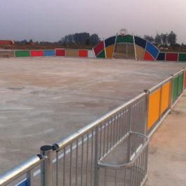 Polidesportivo Bungo – Uíge