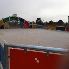 Polidesportivo do Sosso – Damba – Uíge