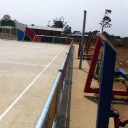 Polidesportivo Damba – Uíge