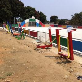 Polidesportivo Maquela do Zombo – Uíge