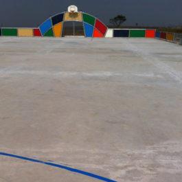Polidesportivo Mucaba – Uíge