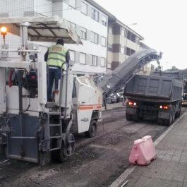 Reparações Pavimentos em Betuminosos